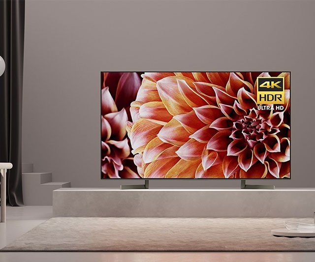 The New Sony 75-Inch 4K Ultra HD Smart LED TV