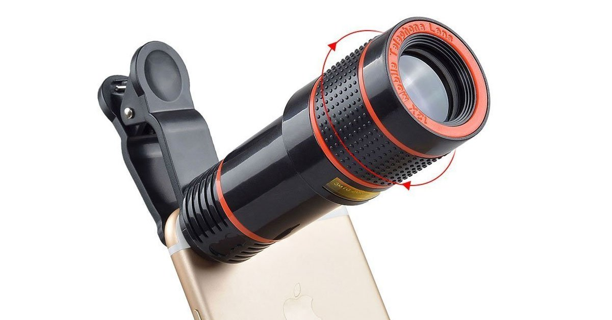 Telephoto Lens Attachments For Smartphones You Will Like