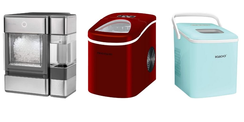 Different Types Of Best Countertop Portable Ice Maker 2020